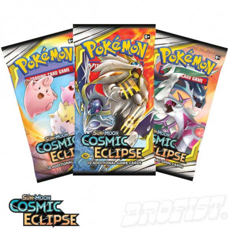 Pokémon TCG: Cosmic Eclipse Boosterpack