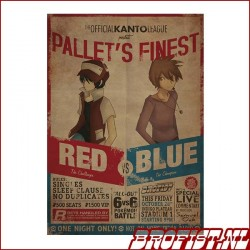 Pallet's Finest B2 Poster