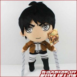 Attack on Titan Eren plushie