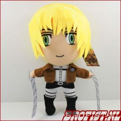 Attack on Titan Armin plushie