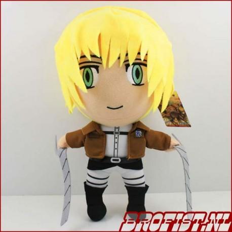 Attack on Titan Armin plushie