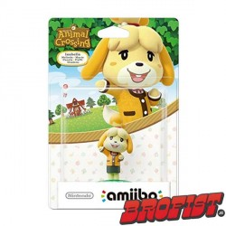 amiibo Animal Crossing: Isabelle