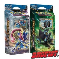 Pokémon TCG: Break Point Theme Deck