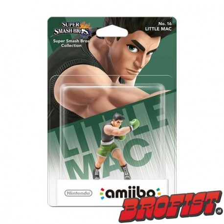 amiibo Smash Series: Little Mac