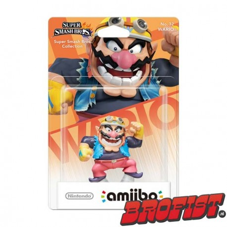 amiibo Smash Series: Wario