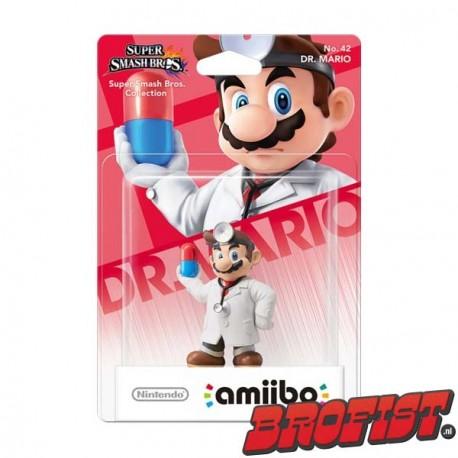 amiibo Smash Series: Dr Mario