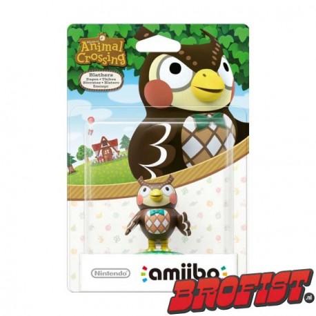 amiibo Animal Crossing: Blathers
