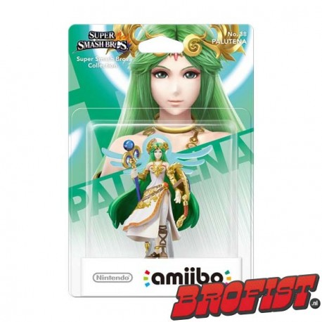 amiibo Smash Series: Palutena