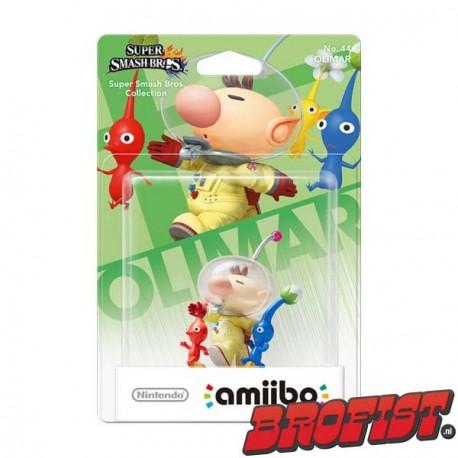 amiibo Smash Series: Pikmin & Olimar