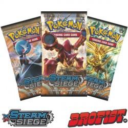 Pokémon TCG: Steam Siege Boosterpack
