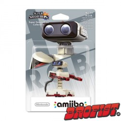 amiibo Smash Series: R.O.B. Famicom Colours