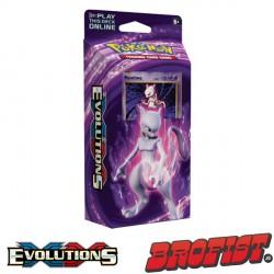 Pokémon TCG: Evolutions Theme Deck - Mewtwo