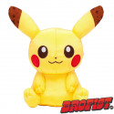 Fashion Pikachu Poké plush [IMPORT]