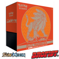Pokémon TCG: Sun & Moon Elite Trainer Box Solgaleo