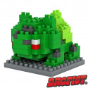 Bulbasaur Microblock LOZ building blocks