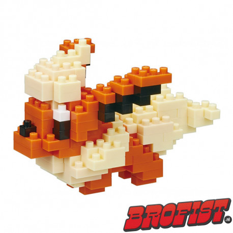 Flareon Microblock LOZ building blocks
