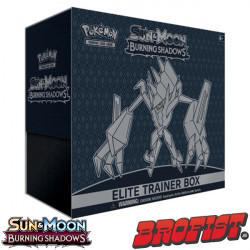 SM3 Burning Shadows Elite Trainer Box Pokémon TCG