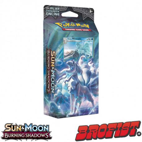 SM3 Burning Shadows Theme Deck Ninetales Pokémon TCG
