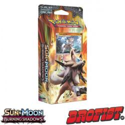 SM3 Burning Shadows Theme Deck Lycanroc Pokémon TCG