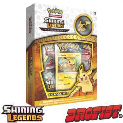 Shining Legends Pikachu Pin Collection Pokémon TCG