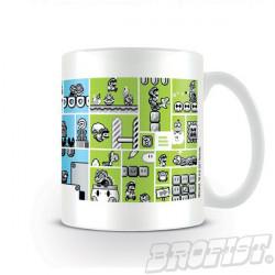 Super Mario mug: Legacy