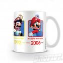 Super Mario mug: Dates