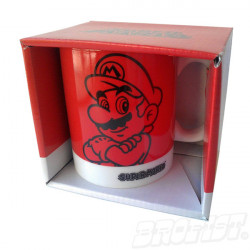 Super Mario mug: Collectable Mario