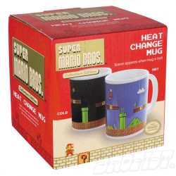 Super Mario Bros. heat changing Mug