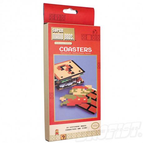 Super Mario Bros. Coaster 20-Pack