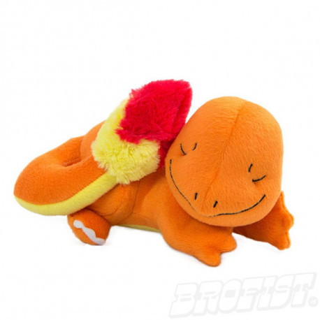 Pokemon Plush Figure Sleeping Charmander