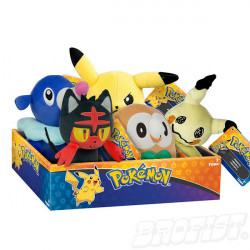 Pokemon Plush Figure Assorti