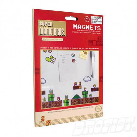 Super Mario Bros. Fridge Magnets