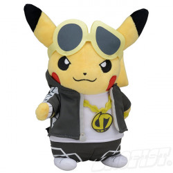 Pikachu Guzma Pokémon plush [IMPORT]