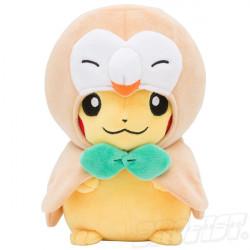 Pikachu Rowlet Pokémon plush knuffel [IMPORT]