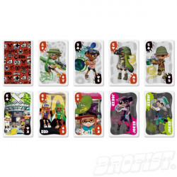 Splatoon Playing Cards set 02: Coordination [IMPORT]