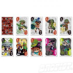 Splatoon Speelkaarten set 02: Coordination [IMPORT]
