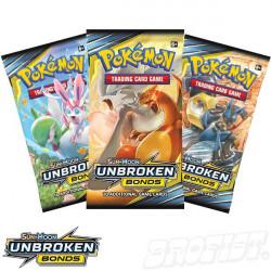 Pokémon TCG: Unbroken Bonds Boosterpack