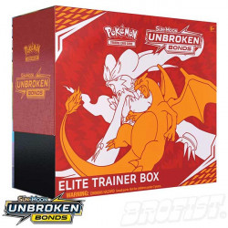 Pokémon TCG: Unbroken Bonds Elite Trainer Box