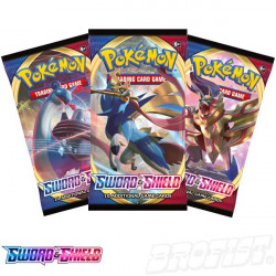 Pokémon TCG: Sword & Shield Boosterpack