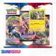 Pokémon TCG: Sword & Shield 3-Booster Blister