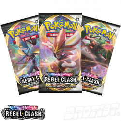 Pokémon TCG: Rebel Clash Boosterpack