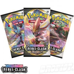 Pokémon TCG: Rebel Clash Boosterpack