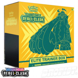 Pokémon TCG: Rebel Clash Elite Trainer Box