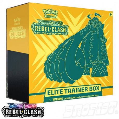 Pokémon TCG: Rebel Clash Elite Trainer Box