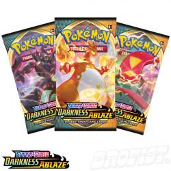 Pokémon TCG: Darkness Ablaze Boosterpack