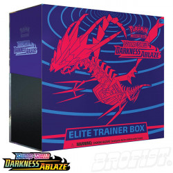 Pokémon TCG: Darkness Ablaze Elite Trainer Box