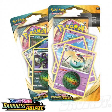Pokémon TCG: Darkness Ablaze Premium Blister