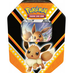 V Powers Tin Eevee - Pokémon TCG