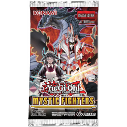 Mystic Fighters Boosterpack - Yu-Gi-Oh! TCG