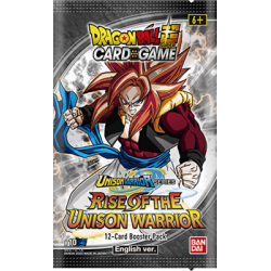 Rise of the Unison Warrior S10 - Dragon Ball SCG